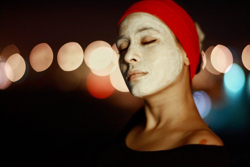masque argile