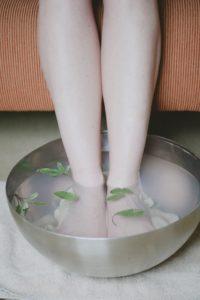 bain huiles essentielles