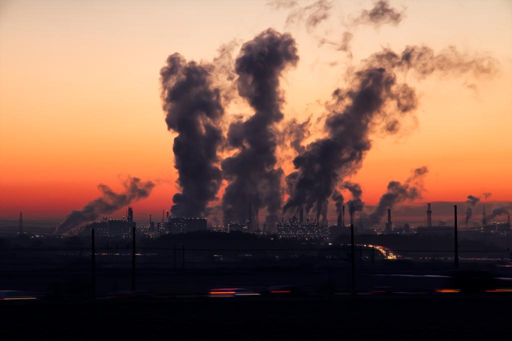 environnement pollué