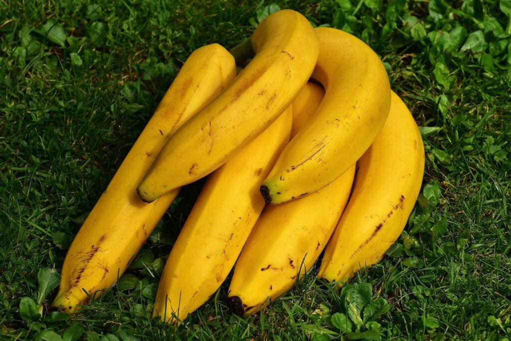 les bananes, des fruits aux bienfaits nombreux