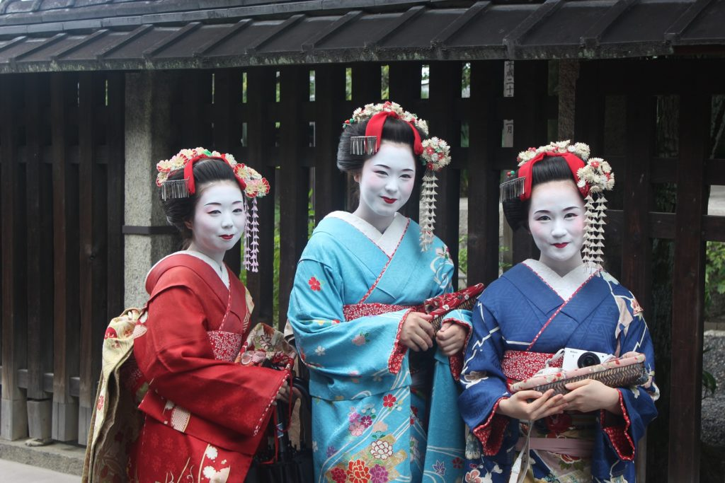 geisha teint blanc poudre de riz